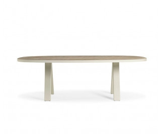 Esedra | Oval coffee table | Ethimo