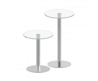 GOGO Inox | Side table | Zeus