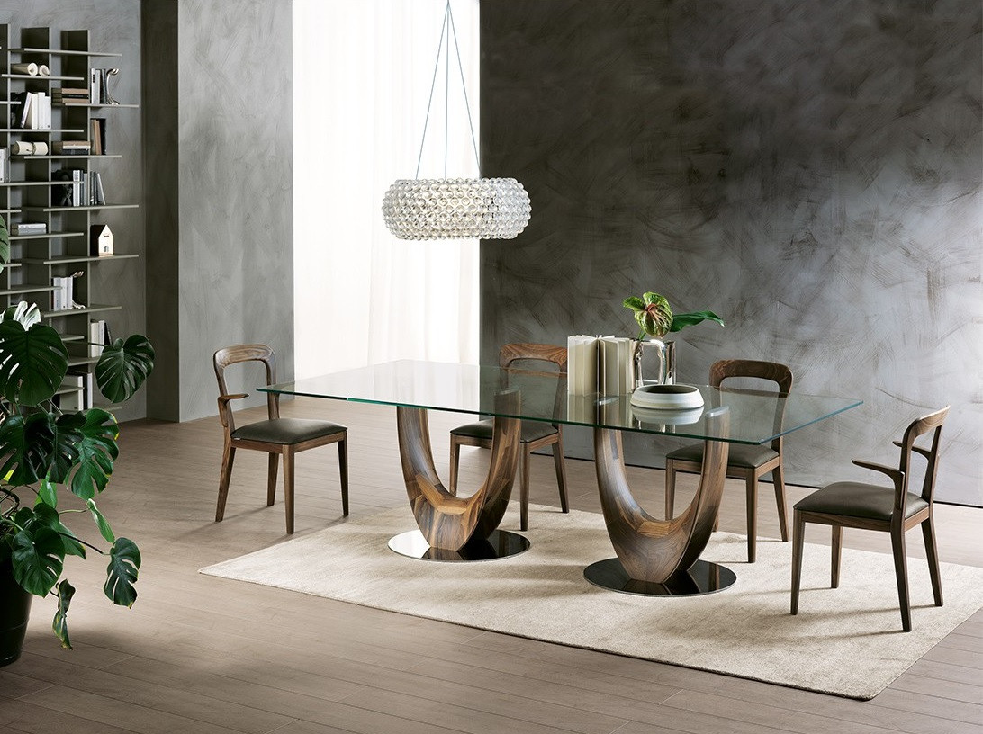 Axis Dining Table By Pacini Cellini