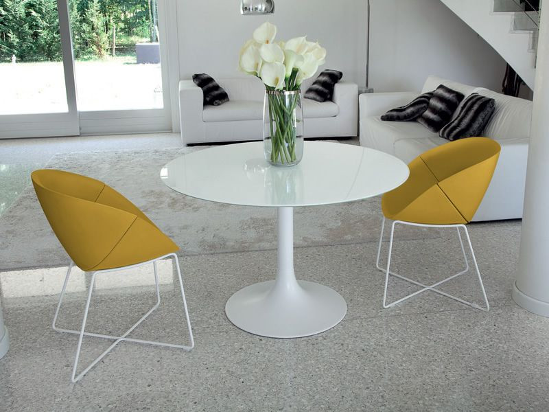 Peachy Corona Table By Domitalia Gmtry Best Dining Table And Chair Ideas Images Gmtryco