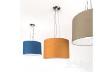 SP Velvet suspension lamp by Axo Light