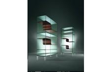 Wave cabinet by Urbinati