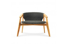 Knit | Loung armchair | Ethimo