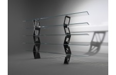 QuaDror 04 bookcase by Horm
