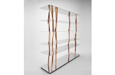 Sendai bookcase by Horm