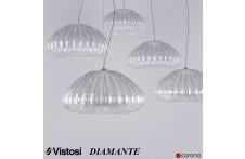 DIAMANTE | suspension lamp | Vistosi