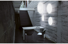NUVOLE   ceiling/wall lamp   Vistosi