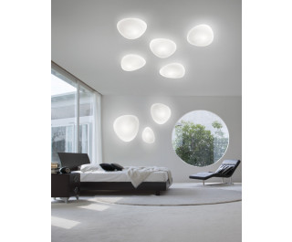 NEOCHIC | wall/ceiling lamp | Vistosi