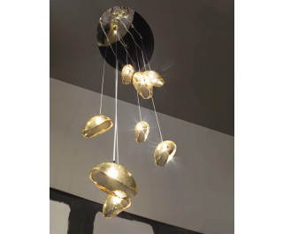NINFEA | suspension lamp | Vistosi