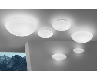 BIANCA | wall lamp | Vistosi