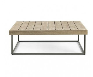 Allaperto Mountain | Rectangular coffee table | Ethimo