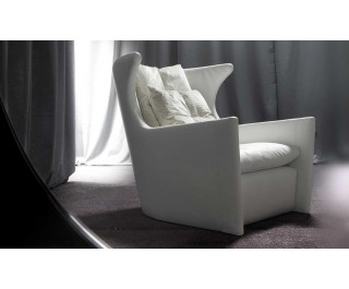 Bella Con Me | Lounge chair | Erba Italia
