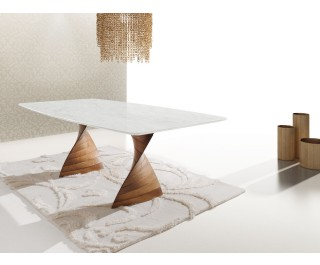 Charlotte | Dining table | Ideal Sedia