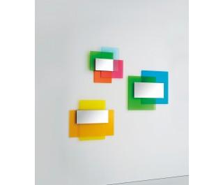 Coulour On Colour | Mirror | Glas Italia