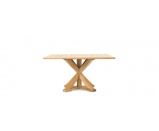Cronos | Square dining table | Ethimo