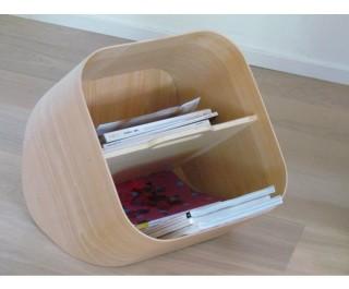 Dedo   Magazine basket   Villa Home Collection