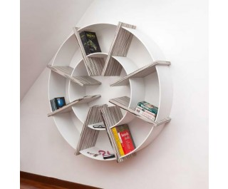 Giotto | Bookcase | Villa Home Collection