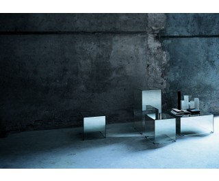 Illusion | Side Table | Glas Italia