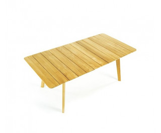 Knit | Rectangular dining table | Ethimo