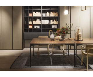 Luce | dining table | Lema