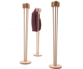 Reed   coat hanger   L'Abbate