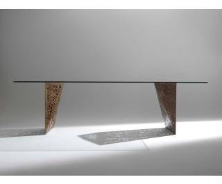 Riddled Table | Dining Table | Horm