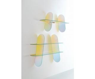Shimmer Mensole | Wall Shelf | Glas Italia