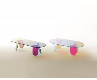 Shimmer | Coffee Table | Glas Italia