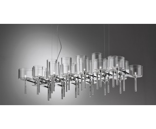 SP SPILLRAY 26 | Suspension Lamp | Axo Light