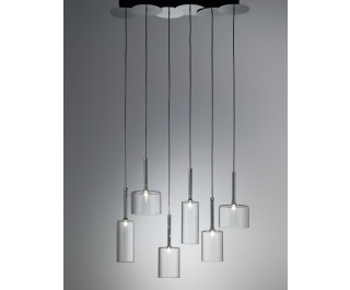 SP SPILLRAY 6 | Suspension Lamp | Axo Light