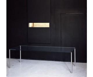 Steel | Dining Table | Glas Italia