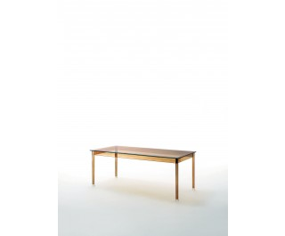 Sublimazione | Dining Table | Glas Italia