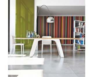 Brenta | Dining Table | Tonin Casa