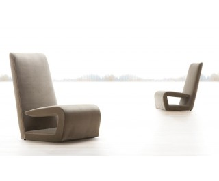 Timeless | Lounge chair | Erba Italia
