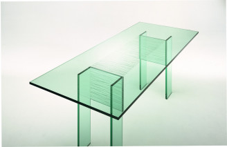 Tratteggio | Dining Table | Urbinati