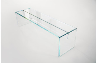 PRISM glass Bench | Bench | Glas Italia
