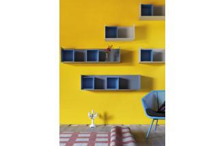 Edge book shelves by Miniforms