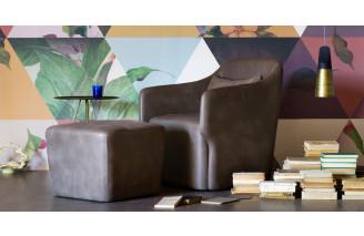 Ali | Lounge chair | Miniforms