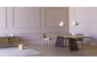 Maggese Plus | Dining Table | Miniforms