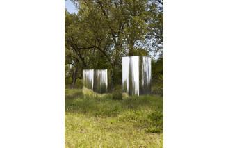 PRISM partition | Sculpture | Glas Italia