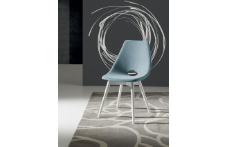 Adele | Chair | Ideal Sedia