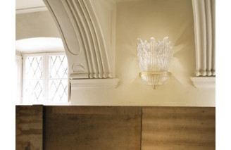 Romanza | Wall lamp | Vistosi