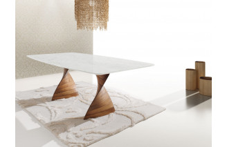 Charlotte | Dining table | Ideal Sedia