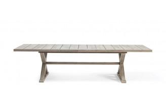 Cronos   Extending rectangular dining table   Ethimo