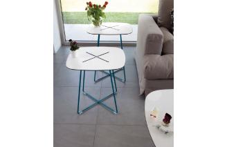Cross coffee table by Domitalia