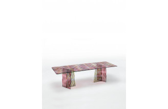 Crossing | dining table | Glas Italia