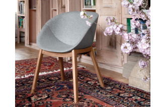 Coquille | Armchair | Domitalia