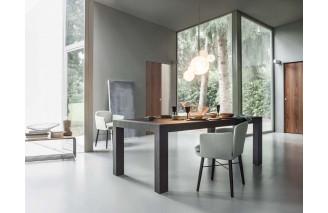 Dueci | dining table | Lema
