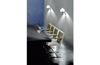 ENNE LUCI | wall lamp | Vistosi