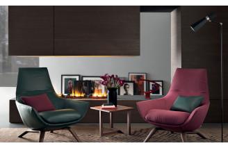 Ermes | Arm chair | Misura Emme